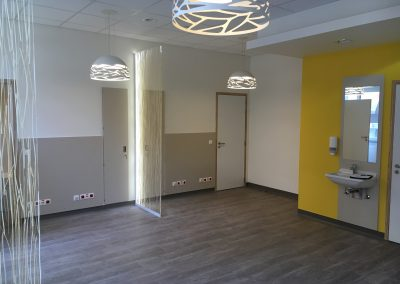 BRUXELLES Brugmann | salle de repos maternité