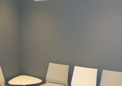 Cabinet médical - Salle d'attente