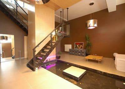 LONDRES | aménagement de Loft