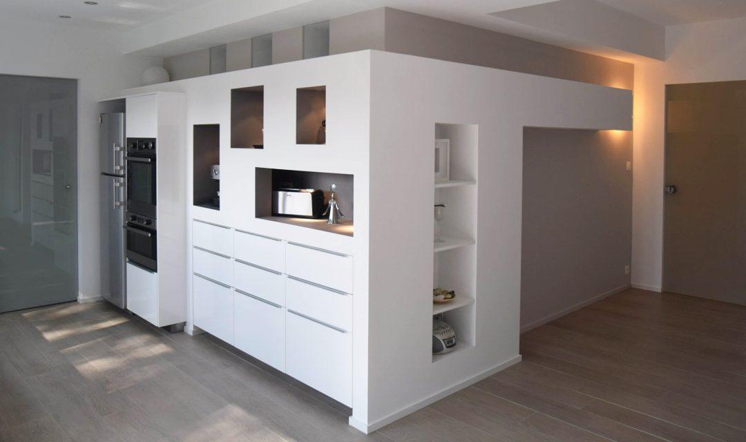 JETTE | cuisine intégrée design