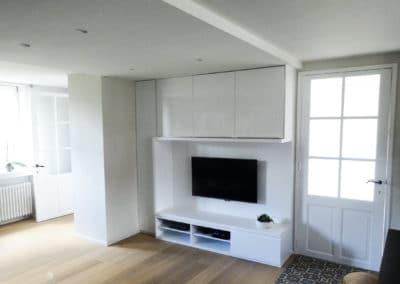 JODOIGNE | transformation générale d'appartement