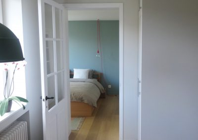 Accès chambre