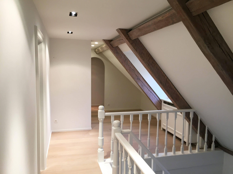 Overijse Transformation Maison House Vos R Ves