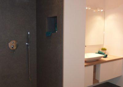 Habitation - Salle de douche