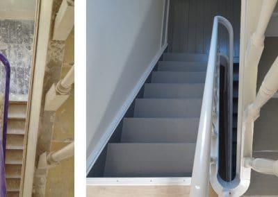 Escalier AV AP