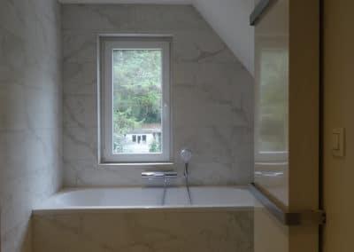 Salle de bain - Effet marbre